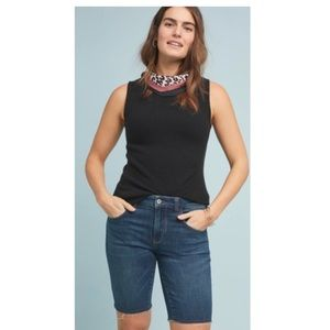 Anthropologie Pilcro &The Letterpress Denim Shorts